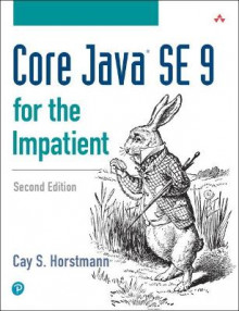 Core Java SE 9 for the Impatient av Cay S. Horstmann (Heftet)