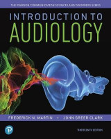Omslag - Introduction to Audiology, with Enhanced Pearson Etext -- Access Card Package