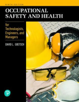 Omslag - Occupational Safety and Health for Technologists, Engineers, and Managers
