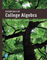 Omslag - Essentials of College Algebra