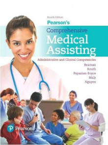 Pearson's Comprehensive Medical Assisting Plus Mylab Health Professions with Pearson Etext -- Access Card Package av Nina Beaman, Kristiana Sue Routh, Lorraine M Papazian-Boyce, Ron Maly og Jamie Nguyen (Blandet mediaprodukt)