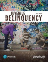 Omslag - Juvenile Delinquency (Justice Series), Student Value Edition Plus Revel -- Access Card Package