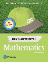 Omslag - Developmental Mathematics