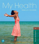 Omslag - My Health Plus Mastering Health with Pearson Etext -- Access Card Package