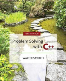 Problem Solving with C++ av Walter Savitch (Blandet mediaprodukt)