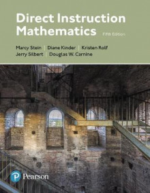 Direct Instruction Mathematics av Marcy Stein, Diane Kinder, Jerry Silbert, Douglas W. Carnine og Kristen Rolf (Heftet)