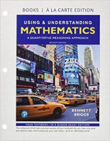 Omslag - Using & Understanding Mathematics, Books a la Carte Edition