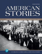 American Stories av H W Brands, T H Breen, Ariela J Gross og R Hal Williams (Perm)