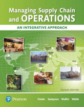 MyLab Operations Management with Pearson eText -- Access Card -- for Managing Supply Chain and Operations av S. Foster, Scott Sampson, Cynthia Wallin og Scott Webb (Blandet mediaprodukt)