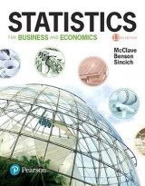 Omslag - Mystatlab for Business STATS with Pearson Etext -- Standalone Access Card -- For Statistics for Business and Economics
