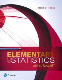 Elementary Statistics Using Excel Plus New Mystatlab with Pearson Etext -- Title-Specific Access Card Package av Mario F Triola (Blandet mediaprodukt)