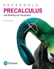 Precalculus with Modeling & Visualization Plus Mymathlab with Etext -- Title-Specific Access Card Package av Gary K Rockswold (Blandet mediaprodukt)