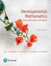 Mylab Math with Pearson Etext -- 18-Week Student Access Card -- For Developmental Mathematics av Diana Hestwood, John Hornsby, Marge Lial, Terry McGinnis og Stanley Salzman (Blandet mediaprodukt)