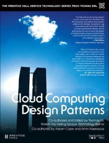 Cloud Computing Design Patterns (paperback) av Thomas Erl, Robert Cope og Amin Naserpour (Heftet)