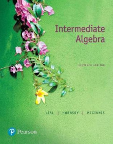 Intermediate Algebra Plus Mymathlab -- Title-Specific Access Card Package av Margaret L Lial, John Hornsby og Terry McGinnis (Blandet mediaprodukt)