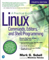 Omslag - A Practical Guide to Linux Commands, Editors, and Shell Programming