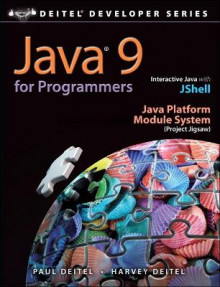Java 9 for Programmers av Paul Deitel (Heftet)