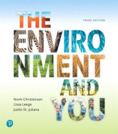 Environment and You Plus Mastering Environmental Science with Pearson eText, The -- Access Card Package av Norm Christensen, Lissa Leege og Justin St. Juliana (Blandet mediaprodukt)