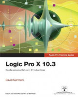 Omslag - Logic Pro X 10.3 - Apple Pro Training Series