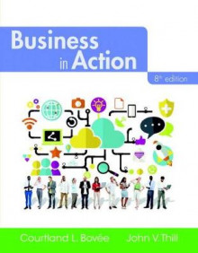 Business in Action Plus 2017 Mybizlab with Pearson Etext -- Access Card Package av Courtland L Bovee og John V Thill (Blandet mediaprodukt)
