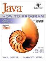 Omslag - Java How to Program, Late Objects