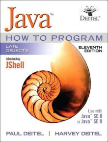 Java How to Program, Late Objects av Paul Deitel og Harvey Deitel (Heftet)