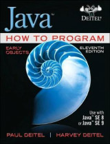 Omslag - Java How to Program, Early Objects, Student Value Edition