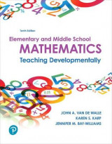 Omslag - Elementary and Middle School Mathematics