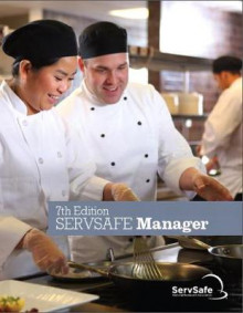 ServSafe ManagerBook Standalone av National Restaurant Association (Heftet)