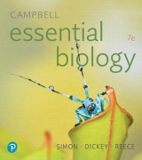 Omslag - Campbell Essential Biology Plus Mastering Biology with Pearson Etext -- Access Card Package