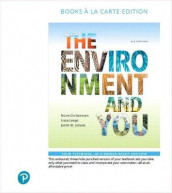 The Environment and You, Books a la Carte Edition av Norm Christensen, Lissa Leege og Justin St Juliana (Perm)