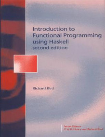 Introduction Functional Programming av Richard Bird (Heftet)