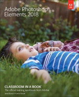 Omslag - Adobe Photoshop Elements 2018 Classroom in a Book