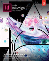 Omslag - Adobe InDesign CC Classroom in a Book (2018 release)