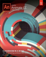 Omslag - Adobe Animate CC Classroom in a Book (2018 release)