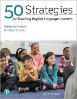 Omslag - 50 Strategies for Teaching English Language Learners Plus Pearson Etext -- Access Card Package