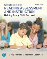 Omslag - Strategies for Reading Assessment and Instruction