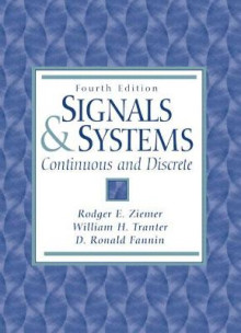 Signals and Systems av Rodger E. Ziemer (Innbundet)