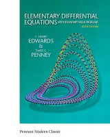 Omslag - Elementary Differential Equations with Boundary Value Problems (Classic Version)