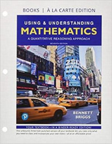 Using & Understanding Mathematics av Jeffrey O Bennett og William L Briggs (Blandet mediaprodukt)