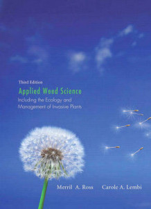 Applied Weed Science av Carole A. Lembi og Merrill A. Ross (Innbundet)