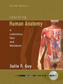 Learning Human Anatomy av Julia F. Guy (Blandet mediaprodukt)