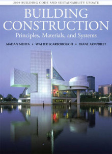 Building Construction av Madan Mehta, Walter Scarborough og Diane Armpriest (Innbundet)