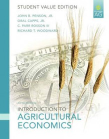 Introduction to Agricultural Economics av Rosson, Richard Woodward, Penson og Capps (Perm)