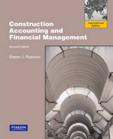 Construction Accounting and Financial Management av Steven Peterson (Blandet mediaprodukt)