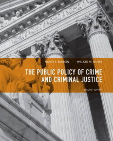 Public Policy of Crime and Criminal Justice av Willard M. Oliver og Nancy E. Marion (Heftet)