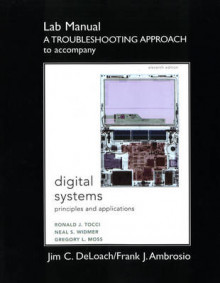 Student Lab Manual a Troubleshooting Approach for Digital Systems av Ronald J. Tocci, Neal S. Widmer, Greg Moss, Jim C. Deloach og Frank J. Ambrosio (Heftet)