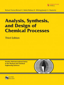 Analysis, Synthesis and Design of Chemical Processes av Richard Turton, Richard C. Bailie, Wallace B. Whiting og Joseph A. Shaeiwitz (Blandet mediaprodukt)