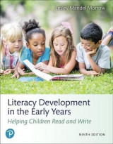 Omslag - Literacy Development in the Early Years