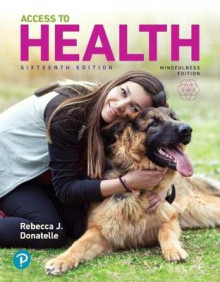 Access to Health Plus Mastering Health with Pearson Etext -- Access Card Package av Rebecca J Donatelle og Patricia Ketcham (Blandet mediaprodukt)